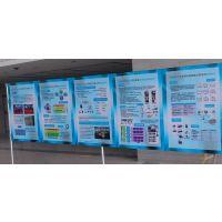 广西南宁亚克力展板制作 公司展板形象策划-当代人广告