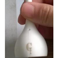 上海汉瑜光电 金山这边专业在 陶瓷零部件上刻字打标的设备