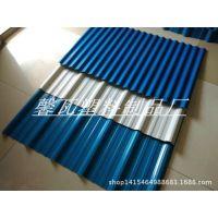 佛山塑料建材 PVC塑钢瓦 梯形瓦比铁皮瓦实用 量小都价格优惠