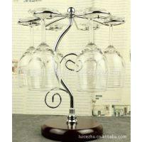 欧式红酒杯架 创意红酒杯架 葡萄酒架 酒杯挂架
