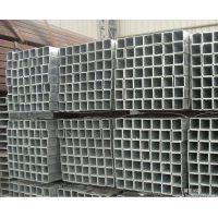 供应乌兰察布4乘6方矩管天津钢厂直发 4x5方管Q235B价格 镀锌方矩管价格室内库存
