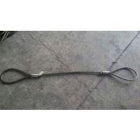 四肢钢丝绳吊具 39mm钢丝绳、钢丝绳压制索具