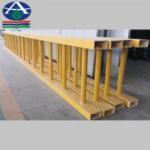 U型60槽钢的围栏扶手 32圆管立柱 一米围栏多少钱 河北华强围栏厂家