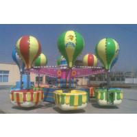 6臂桑巴气球游乐设施 桑巴气球中小型游乐设备