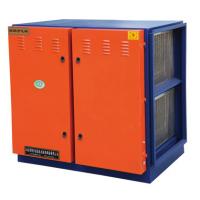 派力迪-油烟净化器-化工油烟回收器-2万气量-碳钢壳体铝制电极板