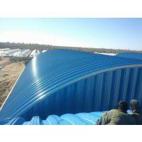 天津拱形屋顶 大跨度拱形大棚 项目承包