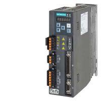 西门子V90变频器0.4Kw/200V 6SL3210-5FB10-4UA1