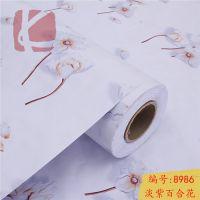 从化市凯钻幼儿园墙纸 装饰壁纸 卫生间PVC墙纸