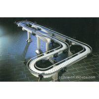 供应90°柔性链输送机 可定制柔性链输送设备 传送输送机售后有保