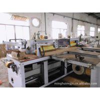 二手木工机械日本进口全自动电脑裁板机