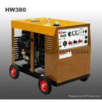电王HW380汽油双缸风冷,可实现纤维素下向焊及半自动药芯自保焊
