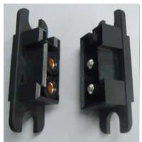 纳百川 ANEN 2PIN工业插座/插头 125A电连接器 DJL125模块连接器