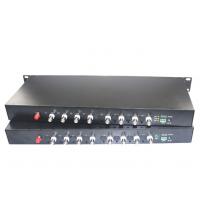 盛泰恒安厂家大量供应兼容200万同轴CVI/AHD/TVI高清光端机