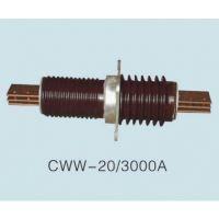优质铝导体陶瓷穿墙套管CWWL-20/630,义贵生产厂家