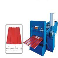 900型压瓦机彩钢瓦设备适用于民用工业建筑沧州科邦现货供应