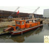 阳江抽沙船|金鼎诺厂家制造(图)|100方抽沙船