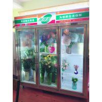 雅绅宝鲜花保鲜展柜几多钱 定制鲜花柜 风冷鲜花冷藏柜