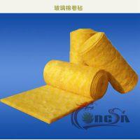 玻璃棉卷毡 批量生产 定尺免费技术支持 龙飒墙体填充防火玻璃棉