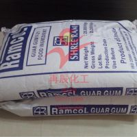 大量现货批发Ramcol食品级增稠剂 Guar Gum F-21 印度雪龙瓜尔豆胶