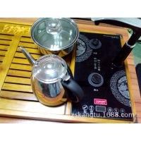 批发零售花梨茶盘组合套装 自动上水电热水壶配消毒盆 高级礼品