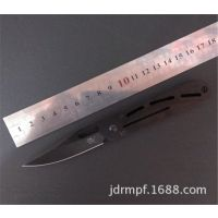 三刃木正品折叠刀 户外刀 钢刀 水果刀 全网 7017LUI-SH