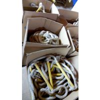 石家庄绝缘绳梯厂家 尼龙材质绝缘绳梯 金淼电力生产销售