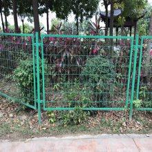 肇庆防护栅栏厂家-肇庆厂房隔离防护网-铁丝网护栏图片