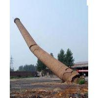 霸州市专一拆除烟囱公司欢迎咨询