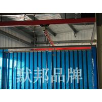 默邦品牌电焊隔断软帘,PVC电焊光隔离帘