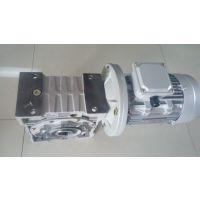 宁夏银川机械设备流水线输送设备用万鑫涡轮减速机NMRV110/40-YX3-100L2-4-3KW