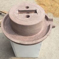 厂家直销 电动芝麻酱石磨豆浆机 香油石磨机 家庭小作坊专用