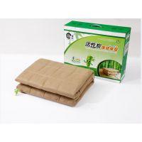 厂家直销福炭活性炭床垫健康环保养生保健床垫除湿气吸汗床垫
