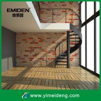 供应碳钢旋转楼梯/别墅室内楼梯/铁烤漆旋转楼梯/厂家直销旋转楼梯YMD-1023