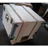 供应苏州 回收熏蒸木托盘 川字型木托盘 机械设备包装箱