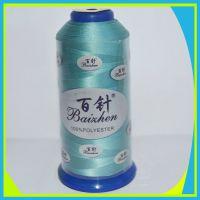 厂家生产 300D3涤纶缝纫线 130克皮革缝纫高强线