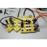 供应M8分线盒 I/O 分线模块 传感器执行器分线盒 SACB分线盒 传感器分线盒 HTP分线盒 S