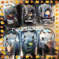 NECA SCALERS藏线迷你恐怖攀爬Wave3蝙蝠侠美国队长超人塑胶公仔