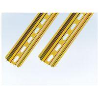 供应铁/钢质导轨 电工配件 断路器配件 0.8/1.0厚   钢轨