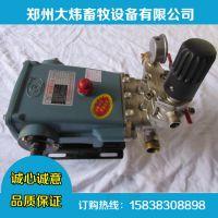 大炜供应超高压柱塞泵头 洗车高压清洗机棒头 压力工业清洗机