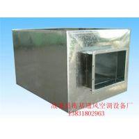 厂家供应 风管消声器 消声静压箱 管片式消声器 全网批发