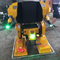 新款广场公园商场电动机器人生产批发商