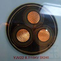 江南电缆 铠装电缆 国标电缆 yjv22电缆