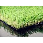 Decorative Garden Artificial Turf False Grass Lawns 16800 Stitches / Square Meter Density