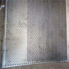 钢板冲孔筛网 金属冲孔板 圆孔网过滤