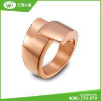 深圳专业电镀供应商 箱包配件专注电镀玫瑰金加工