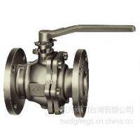供应不锈钢球阀 不锈钢法兰球阀 台湾东光不锈钢球阀