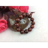 正宗纯天然印度小叶紫檀1.8手串 木制佛珠 男女通用手链