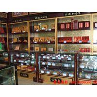 无锡惠山西药柜设计制作,药店玻璃设计制作,药店规划,参茸柜,玻璃柜,展示柜,中药柜,保健品柜