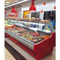 【淮海】新款熟食柜 熟菜柜 超市自助餐设备,专业品质