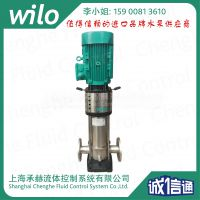 德国威乐MVI1605-3/16/E/3-380-50-2空调循环泵 WILO增压泵